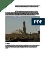 Imam Al-A'Zam Abu Hanifa's (Alaihir RaHma)