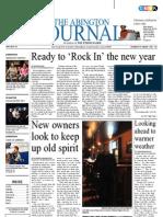 The Abington Journal 12-28-2011