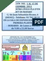 PDF_Para_Santi_5_12_2011_Defi_con_protesta_europea_exposición_1_15_Desembre_2011_La _Contaminación_ Electromagnética_radiación_no_ionizante_elpeligroInvisible_exposición
