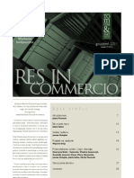 Res in Commercio 12/2011
