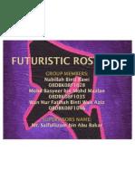 Futuristic Rostrum Slide