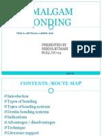 Amalgam Bonding