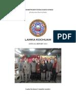 Lamka Kochuam 2011 Annual Reports