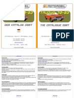 Ford Taunus 1970 1983 Despiece 134pags English