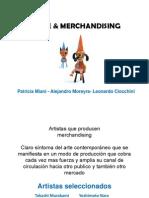 Arte y Merchandising