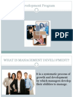Development Program