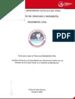 Urrutia Varese Pablo Elementos Finitos Taludes Miraflores