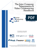 The Inter Company Telepresence & Video Conferencing Handbook