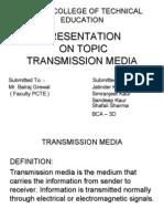 Transmission Media (1)