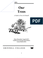 Our Trees - A Guide to Trees in Grinnell
