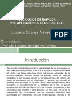 Slide - Monografia Luanna