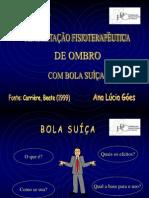 BOLA SUÍÇA - OMBRO