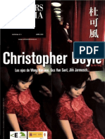 Cahiers du cinéma España, especial nº 02, abril 2008
