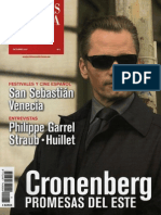 Cahiers du cinéma España, nº 05, octubre 2007
