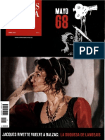 Cahiers du cinéma España, nº 11, abril 2008
