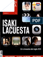 Cahiers du cinéma España, nº 28, noviembre 2009