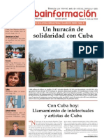 Cubainformación, nº 07, otoño 2008