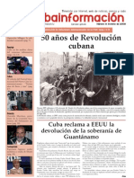 Cubainformación, nº 08, invierno 2008
