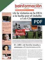 Cubainformación, nº 10, verano 2009