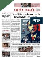 Cubainformación, nº 18, verano 2011