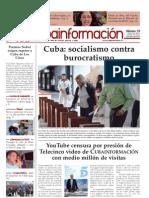Cubainformación, nº 19, otoño 2011