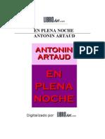 Antonin Artaud - En Plena Noche