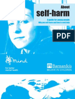 About Self Harm