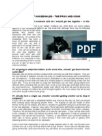 Feline - The Multi-Cat Household