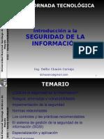 UNASAM Seguridad de la Información 2011
