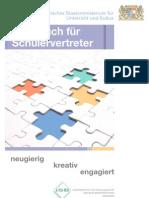 Handbuch für Schülervertreter