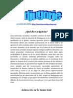 MEDJUGORJE | ALIANZA DE AMOR