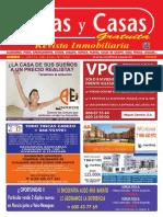 Revista Casas y Casas ENERO 2012
