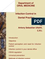 14188109 Infection Control in Dental Practice