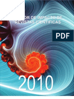 JCR-ISI-2010