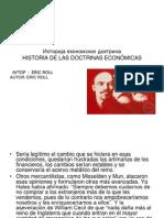 Historia de Las Doctrinas Economic As Eric Roll Serbio Parte 42