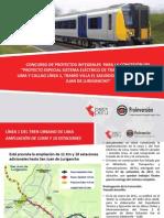Tren Electrico Pro in Version 2 Nov 2011