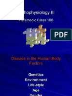 Paramedic Pathophysiology III