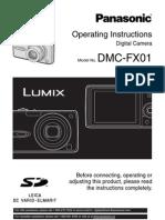 DMC-FX01 User Manual