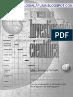 Metodologia de La Investigacion - El Proceso de La Investigacion Cientifica - Tamayo