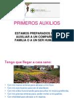 PRIMEROS AUXILIOS NORA