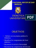 Didactica - en La Educacion Superior