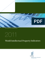 World Intellectual Property Indicators - 2011 Edition