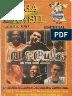 Especial Ginga Brasil Art Popular