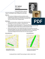 Pride Harvey Milk St. Info Sheet
