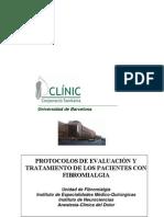 Evaluacion y Tratamiento de La Fibromialgia