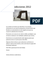 Predicciones 2012 by Gracee