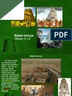 Babel tornya