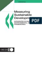 OECD Measuring Sustainable Development