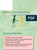 Personal Selling Ppt