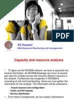 3G Huawei RAN Resource Monitoring and Management
